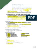 Comportamento Organizacional (Matéria)