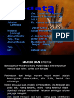 1.Materi Energi