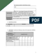 Estrutura Do Programa de Desenvolvimento de Competências