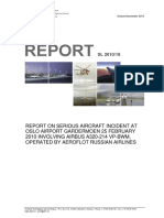 Accident report (SOAM)