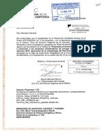 Propuesta Retribución Empresas Distribuidoras (2016)