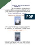 Libros de m. c. Publicados en Español