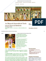 As Tábuas de Esmeralda de Thoth_ (03) a Chave Da Sabedoria