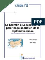 Le Kremlin à La Mecque