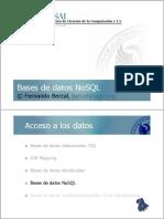 32 Data Access - NoSQL