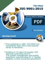 ISO 9001 2015 Training Ppt