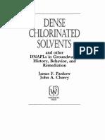 Pankow Cherry Dnapl Book 1996