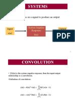 Convolution and Sampling Theorem