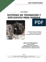 APUNTE Final - Tronadura - Explosivos - Accesorios