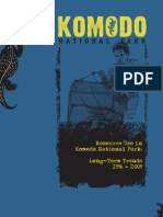 Resource Use in Komodo National Park