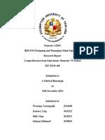 IBM4715 (402) Final Report