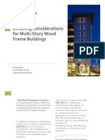 2014 Chicago Wsf Podesto Detailing Considerations for Mid Rise