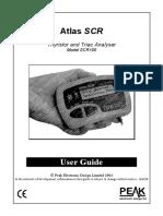 SCR100 User Guide
