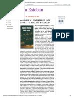 Ana Martín Esteban_ Resumen y Comentario Del Libro_ _ Mal de Escuela
