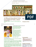 As Tábuas de Esmeralda de Thoth_ (01) a História de Thoth, o Atlante
