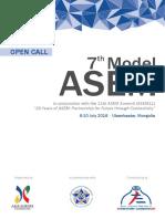 7thModelASEM_OpenCall_2