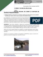 Nota de Prensa Nº 830 - 23oct16-b