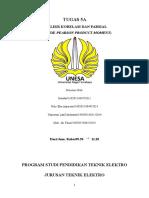 Statistika-Metode Pearson Produk+Analisis Korelasi