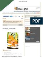 Ceviche de Mango Verde - Recetas