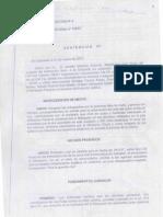Sentencia y Aclaratoria Viva La Guardia Civil