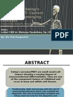 PPT Pathology Ewing wth.pptx