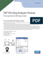 CM3133 en Microlog Analyzer Module