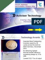 Activiser Presentation