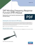 CM3146 en FRF Testing-How Select Correct Hammer