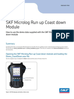 CM3149 en Run Up Coast Down Module-How to Use