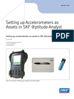 CM3151 en Accelerometers as Assets in SKF @Ptitude Analyst
