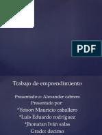 Yeison Caballero