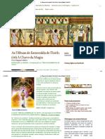As Tábuas de Esmeralda de Thoth_ (06) a Chave Da Magia