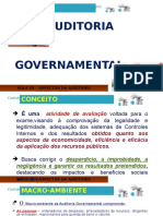 Aspectos Da Auditoria Governamental