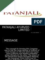 patanjaliayurved-160426095453