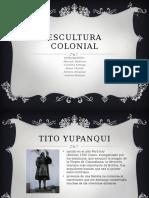 Escultura Colonial