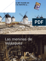 Don Quijote de La Mancha y Las Meninas