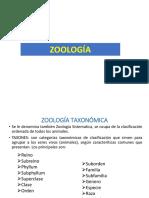 Zoologia Clase 1