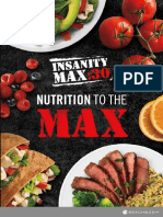 InsanityMax30 NutritionGuide NutritionToTheMaxNutritionGuide NoTimeToCookGuide