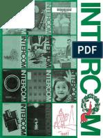 Magazine Memorex Intercom 3