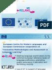 ECML Presentation RELANG Workshop 2015-2016