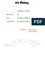 General Motor Ppt by Vivek Perfect No Min)