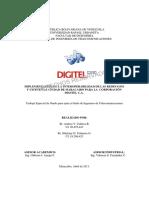Interoperatividad Entre Las Redes 2g y 3g (Parametros)