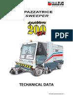 200 Quattro Specification Data (1)