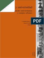 Ciudad y Universidad - Carme Bellet, Joan Ganau