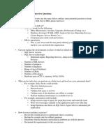SQL Server DBA Questions