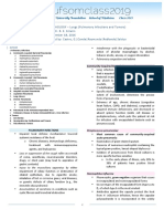 Pathology - Pulmonary Infections-miscellaneous Tumors
