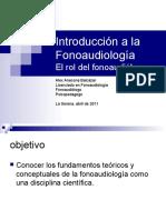 55193610 El Rol Del Fonoaudilogo