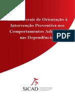 Linhas Gerais de Orientacao Intervencao Preventiva Em CAD