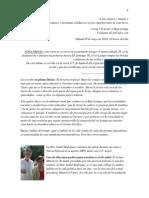 carta número 116 (29-05-2010) del Bajo Lempa/El Salvador
