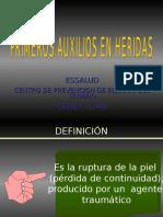3- HERIDAS